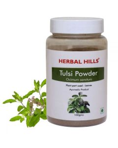 Herbal Hills Tulsi Powder-100gm