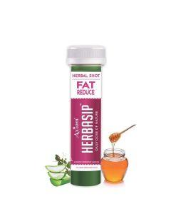 Axiom Herbasip Fat Reduce Juice Shots-50ml Pack of 12 Shots