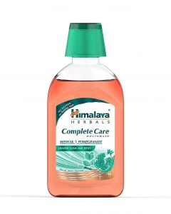 Himalaya Herbals complete Care Mouthwash-215ml