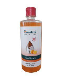 Himalaya PureHand Sanitizers-500 ml (Orange)