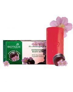 Biotique Himalyan Plum Body Cleanser (Plum Body Cleanser)-150gm