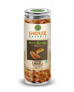 Induz Organic Amla Candy Spicy -150 Gm