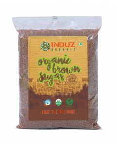 Induz Organic Brown Sugar -500Gm