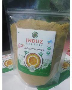 Induz Organic Jaggery Powder -500Gm