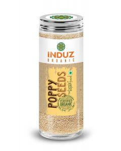 Induz Organic Poppy Seeds -100Gm