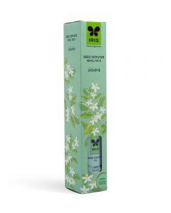 Iris Reed Diffuser Refill Pack Jasmine Fragrance-100ml