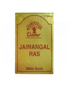 Dabur Jaimangal Ras (Gold)-5tab