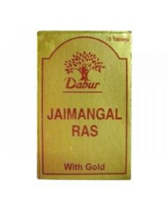 Dabur Jaimangal Ras (Gold)-10tab