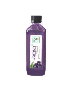 Axiom AloFrut Jamun Aloevera juice-500ml Pack of 2pc