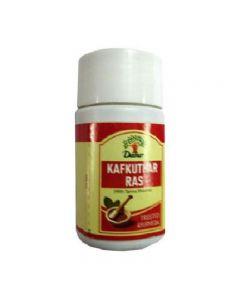 Dabur Kafkuthar Ras (T.B.Y.)-40tab pack of 2pc