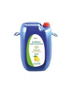Kairali Hand Sanitizer Lemon Liquid -50 ltr
