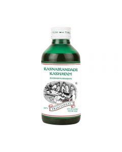 Kairali Rasnairandadi Kashayam (Cheriya Rasnadi Kashayam)-200ml
