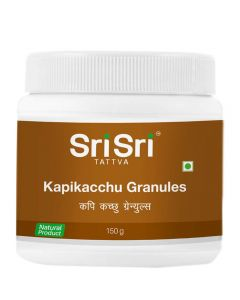 Sri Sri Tattv Kapikacchu Granules-150gm