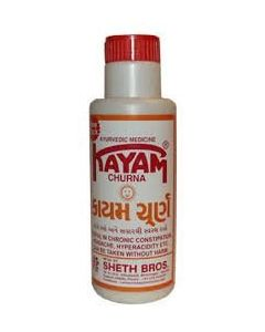 Sheth Bros Kayam Churna-100gm