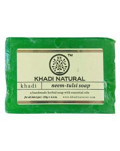Khadi Natural Neem & Tulsi Soap-125gm