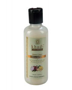 Khadi Suddha Onion Ginger Shampoo-210ml