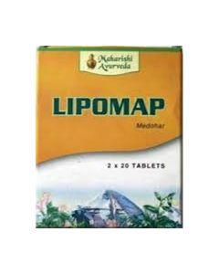 Maharishi Ayurveda Lipomap-40tabs