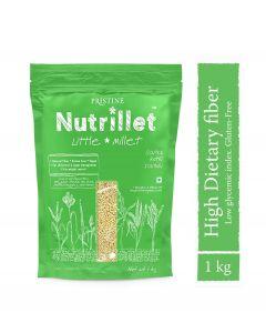 Pristine Organics Nutrillet Little Millet-1kg