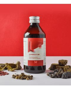 Butterfly Ayurveda Livofly (SF) - Natural Liver Detoxifier-200ml