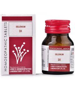 Lords Selenium 3X-25gm