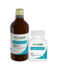 Norwela Madhuwel Kit (Capsule & Syrup Combo Kit)