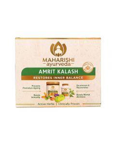 Maharishi Ayurveda Amrit Kalash 60 Tablets