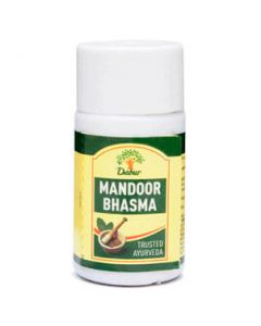 Dabur Mandur Bhasma-5gm