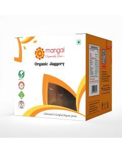 Mangal Organics Organic Jaggery-950gm