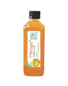Axiom AloFrut Mango Aloevera Juice-300ml Pack of 10pc
