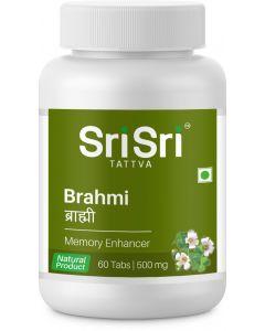Sri Sri Tattva Brahmi 500Mg Tablet - 60 Count