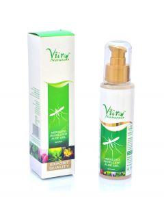 Vitro Natural Mosquito Repellent Aloe Gel-100gm