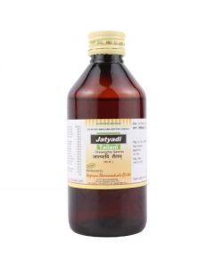 Nagarjun Jatyadi Tailam-50ml