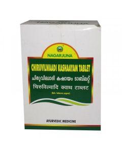 Nagarjuna Chiruvilwaadi Kashaayam Tablets-100 Tablets