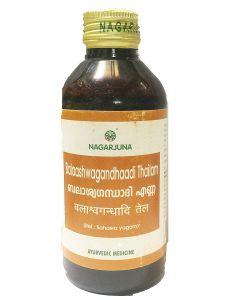 Nagarjuna balaashwagndhaadi thailam-200ml