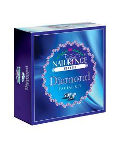 Naturence Herbals Diamond Facial Kit-15gm
