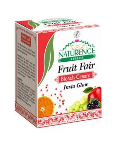 Naturence Herbals Fruit Fair Bleach Cream-43 gm