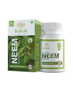 Kairali Neem Capsules 500 mg-60cap