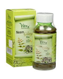 Vitro Naturals Neem Giloy Ras-500ml