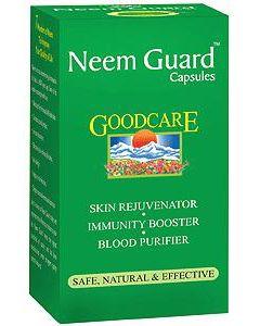Goodcare Pharma Neem Guard-60 Capsules