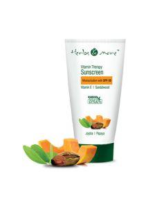Netsurf Herbs & More Sunscreen -100 gm