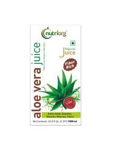 Nutriorg Aloevera Juice-1000ml