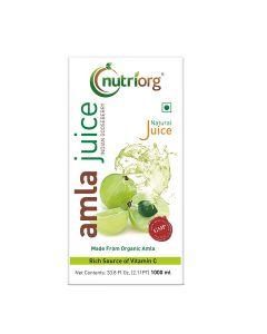 Nutriorg Amla Juice-1000ml