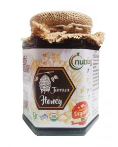 Nutriorg Honey with jamun Flavor-250gm