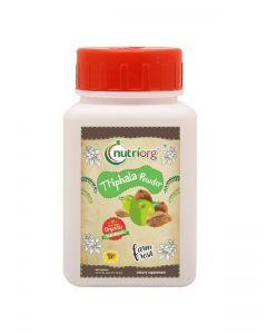 Nutriorg Triphala Powder-100gm Pack Of 3
