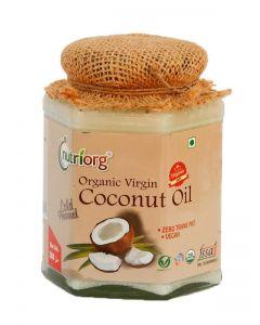 Nutriorg Cold Pressed Certified Organic Virgin Coconut Oil-360ml