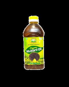 Elworld Organic Mustard Oil-1Ltr