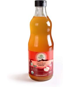 Organic India Apple Cider Vinegar-500ml