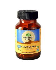Organic India Beautiful Skin Capsules-60 Capsules