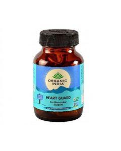Organic India Heart Guard - 60 Capsules Bottle