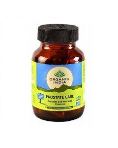 Organic India Prostate Care -60 Capsules